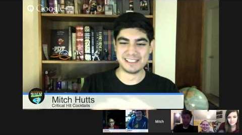 Geek & Sundry Vloggers Hangout 2