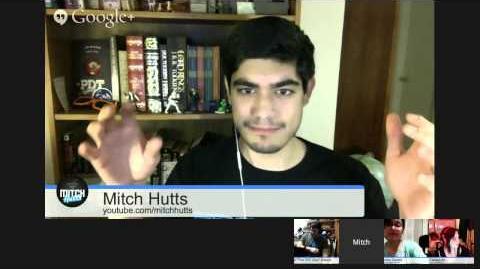 Geek & Sundry Vlogger Hangout 3