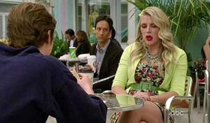 Abed Appears in Cougar Town