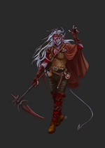 Echthra - grey background