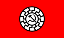National bolshevik flag 2