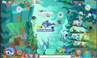 desert flippers wiki