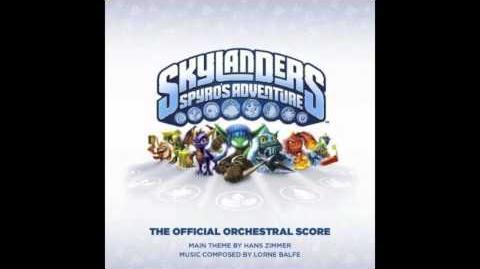 Skylanders Spyro's Adventure Music- Lava Lakes Railway