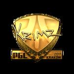 KRIMZ (Gold) Kraków'17