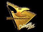 Mousesports Cologne 2015 (złoto)