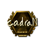 CadiaN (Gold) London'18