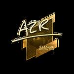 AZR (Gold) Boston'18