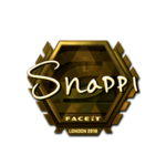 Snappi (Gold) London'18