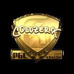 Coldzera (Gold) Kraków'17