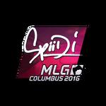 Spiidi (Folia) MLG Columbus'16