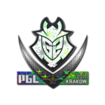 G2 Esports (Holo) Kraków'17