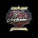 AttackeR (Gold) Berlin'19