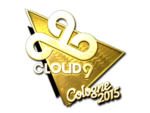 Cloud9 Cologne 2015 (złoto)