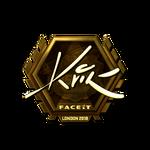 Kvik (Gold) London'18
