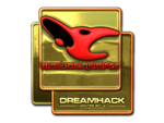 Mousesports (Gold) DreamHack Winter 2014