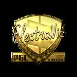 Electronic (Gold) Kraków'17