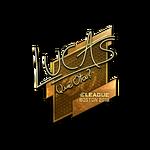 Lucas1 (Gold) Boston'18
