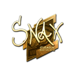 Snax (Gold) Boston'18
