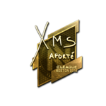 Xms (Gold) Boston'18