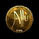 Allu (Gold) Katowice'19