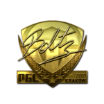 Boltz (Gold) Kraków'17
