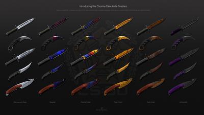 Chroma Knives