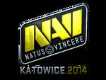 Natus Vincere (Folia) EMS One Katowice 2014
