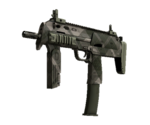 MP7 Olive Plaid