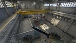 Nuke - bombsite A (nowy)