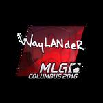 WayLander (Folia) MLG Columbus'16
