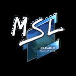 MSL (Folia) Boston'18