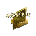 Markeloff (Gold) Boston'18
