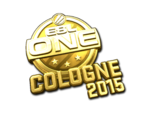 ESL Cologne 2015 (złoto)