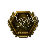STYKO (Gold) London'18