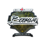 Boombl4 (Folia) Berlin'19