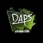 Daps - Cologne'16