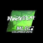 Markeloff (Folia) MLG Columbus'16