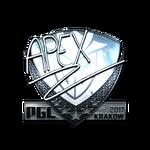 ApEX (Folia) Kraków'17
