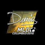 Dennis (Folia) MLG Columbus'16