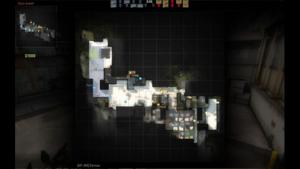 Siege - mapa