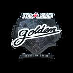 Golden (Folia) Berlin'19