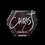 ChrisJ London'18