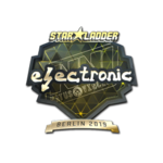Electronic (Gold) Berlin'19