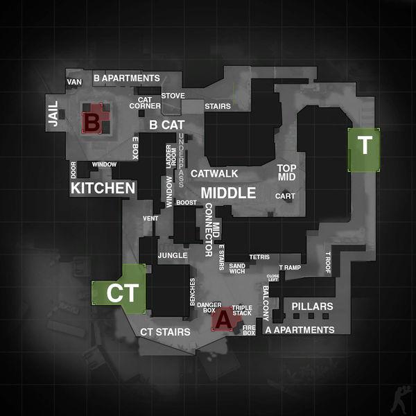 Mirage - plan
