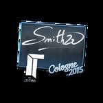 SmithZz - naklejka