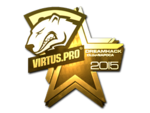 Virtus.Pro Cluj'15 (złoto)