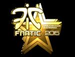 Fnatic Cluj'15 (złoto)