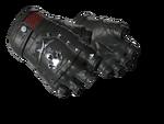Rękawiczki Bloodhound Zwęglony