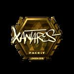 XANTARES (Gold) London'18