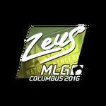 Zeus (Folia) MLG Columbus'16